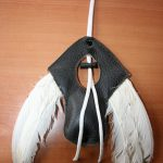 Winged Falconry Lure